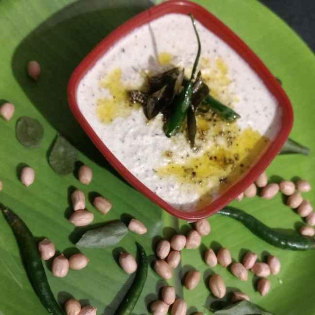 Photo of Nariyal Mungfali chutney by Pratima Pradeep at BetterButter
