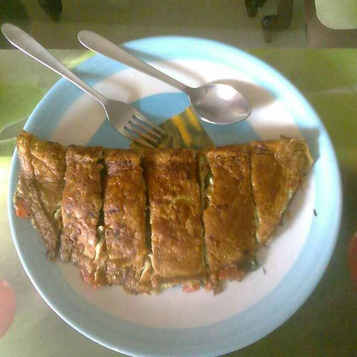 Photo of Stuffed omlet by Praty Usha at BetterButter