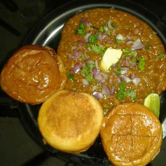 How to make Pav-Soya bhaji