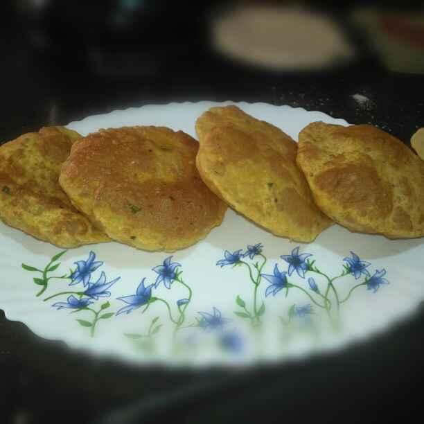 Photo of Fenugreek potato poori by Pravallika Srinivas at BetterButter