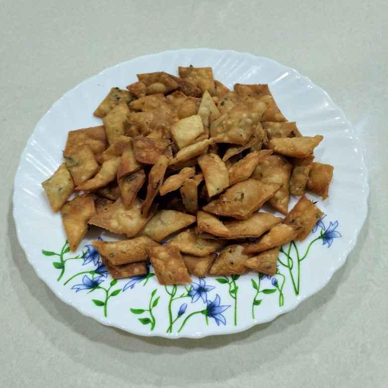 Photo of Dried fenugreek leaves savoury by Pravallika Srinivas at BetterButter