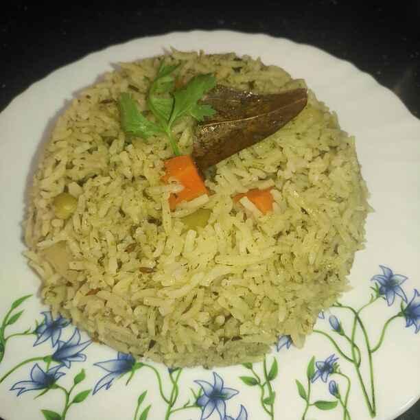 How to make పుదీనా పులావ్