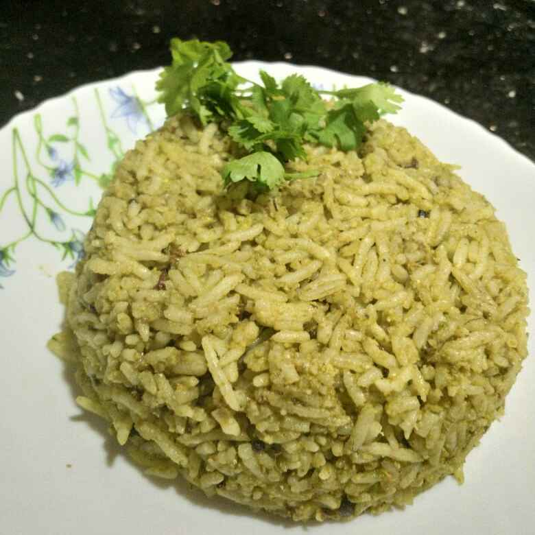 Photo of Coriander rice by Pravallika Srinivas at BetterButter