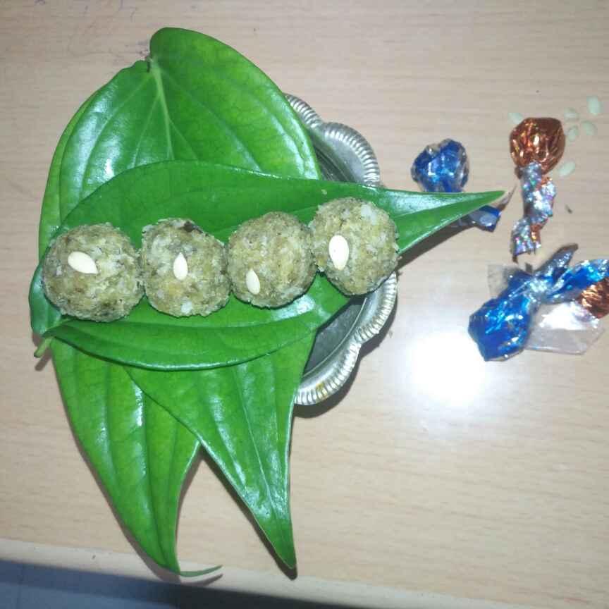 Photo of Betel leaf  coconut ladoo by Pravallika Srinivas at BetterButter
