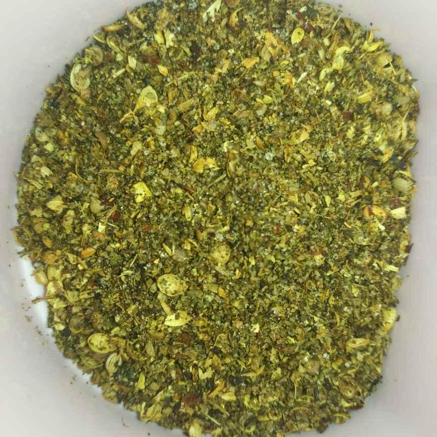 How to make మెంతికూర ధనియాల కారం