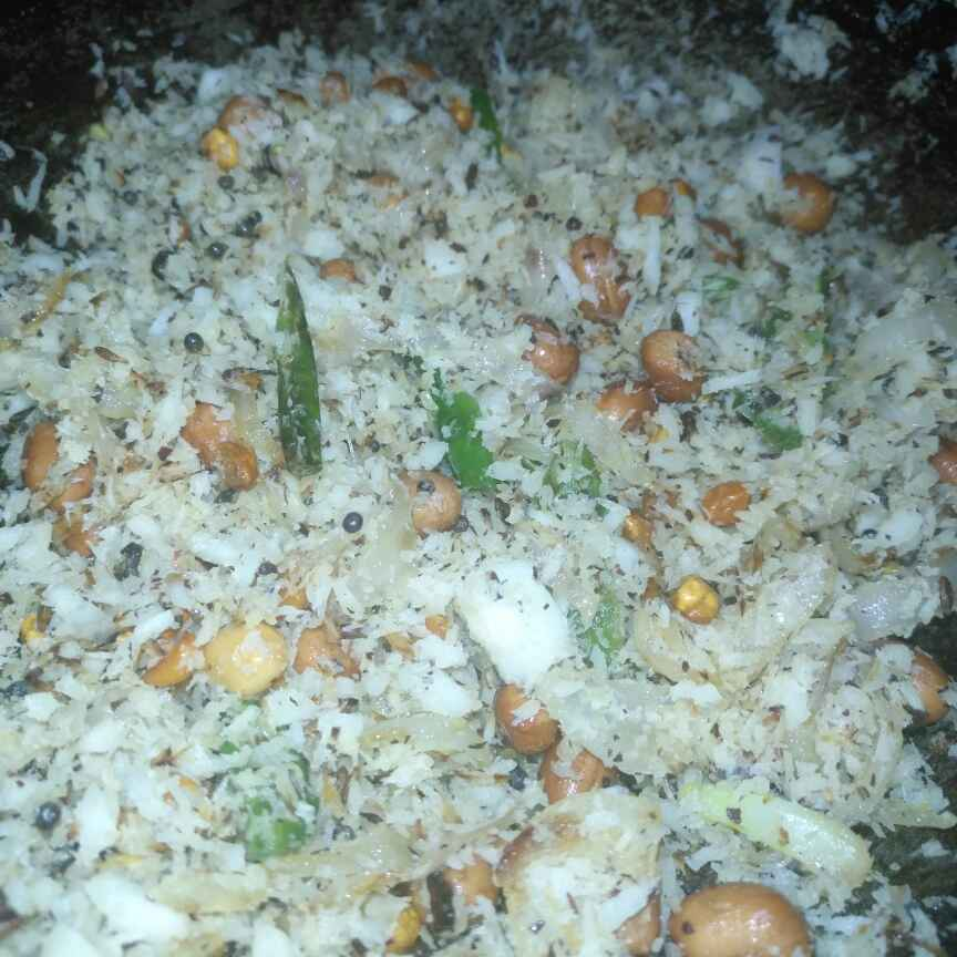 Photo of Curryleaf coco fry by Pravallika Srinivas at BetterButter
