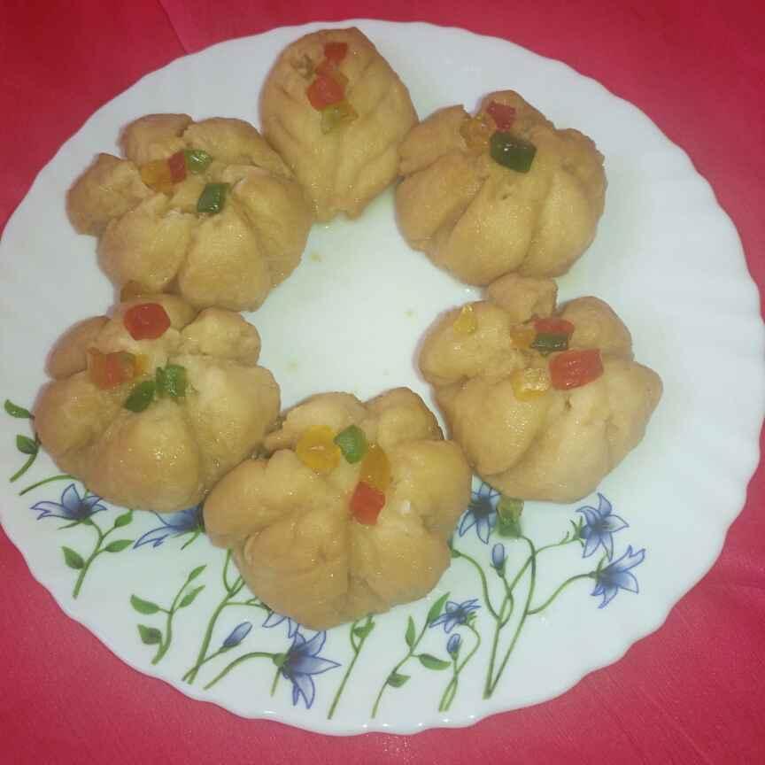 Photo of Milk cookies by Pravallika Srinivas at BetterButter