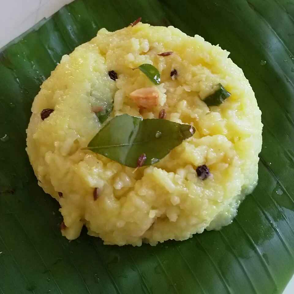 Photo of Katte Pongal/Ven Pongal by Pravallika Srinivas at BetterButter