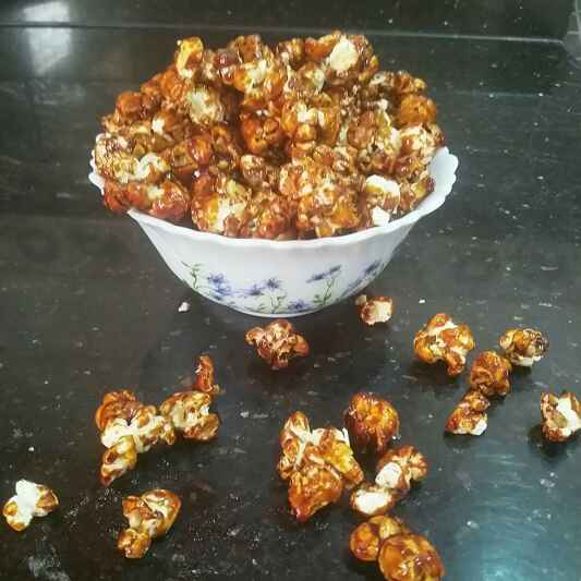 Photo of Caramel popcorn  by Pravallika Srinivas at BetterButter