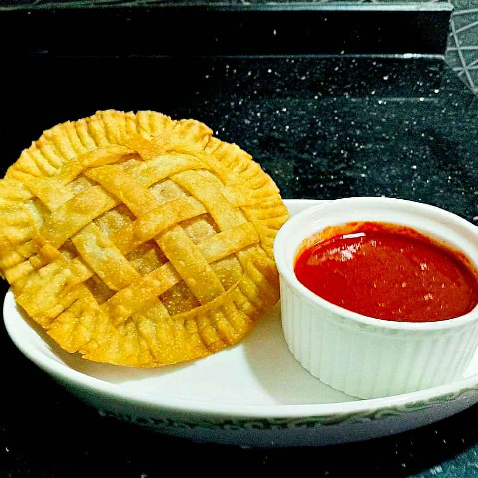 Photo of Spicy vegetable fried pie by Pravallika Srinivas at BetterButter