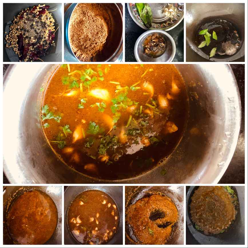 How to make Betal leaves rasam