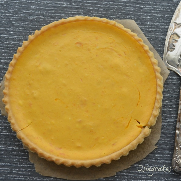 Photo of Mishti Doi Tart by Preeti Deo at BetterButter