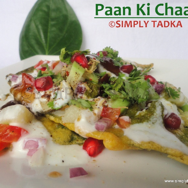 How to make Paan Ki Chaat