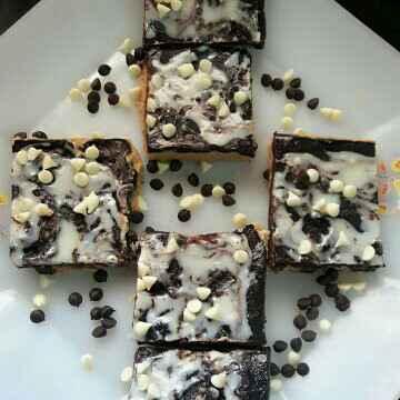 Photo of Chocolate Peanut Fudge by Preeti Jaiswani at BetterButter