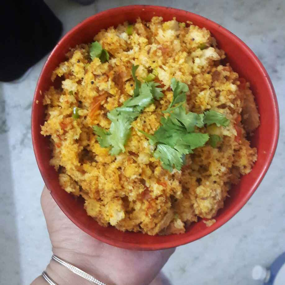 Photo of Bread poha by Preeti Jaiswani at BetterButter