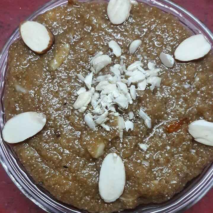 How to make Poppy Seeds (khus khus) Halwa