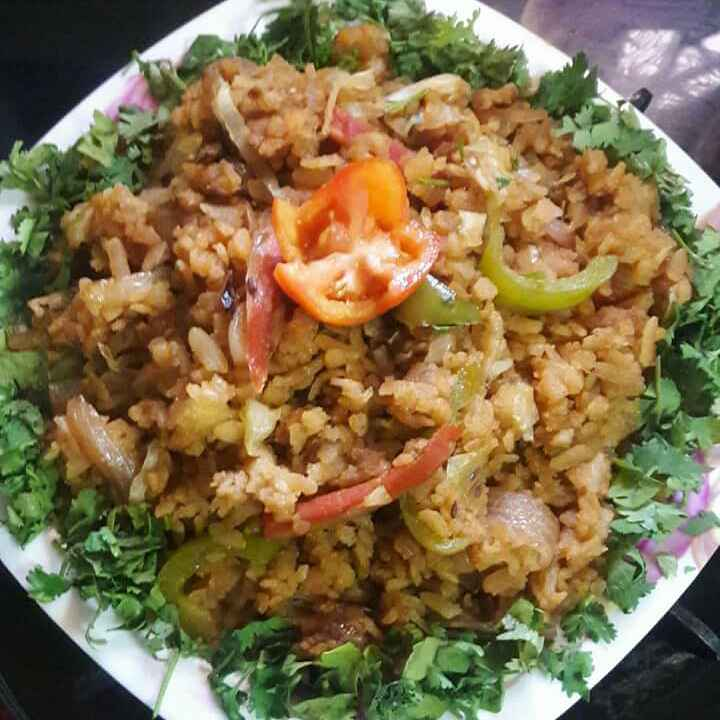 Photo of Veg. Chinese poha by Preeti Jaiswani at BetterButter