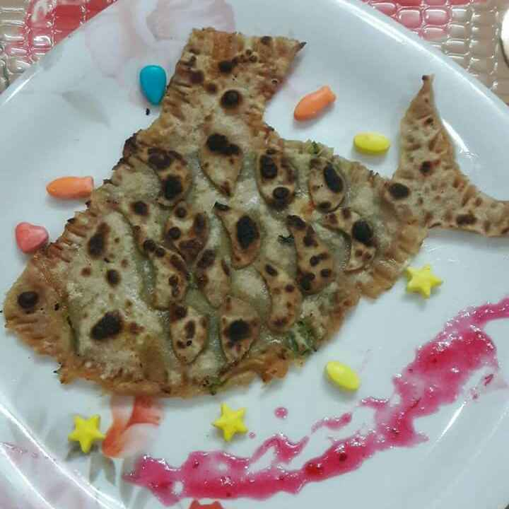 Photo of Methi fish paratha by Preeti Jaiswani at BetterButter