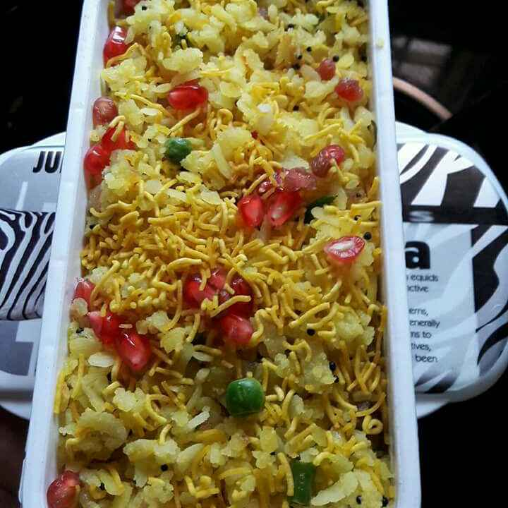 Photo of Indori poha by Preeti Jaiswani at BetterButter