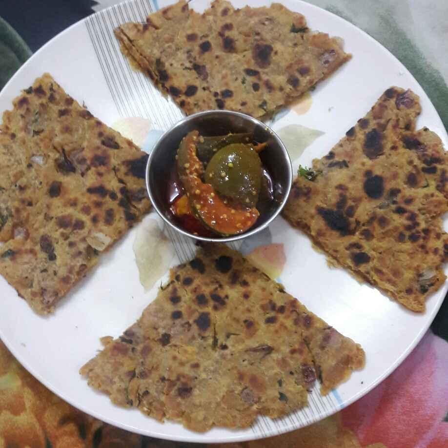 How to make Sindhi koki