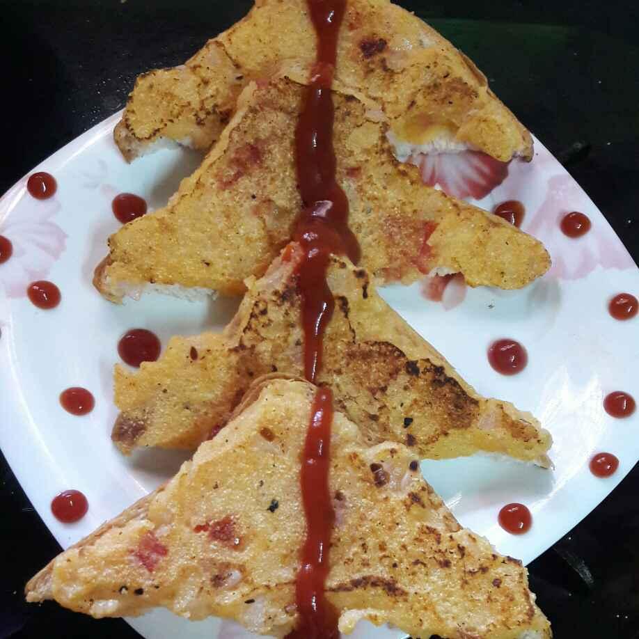 Photo of Open suji sandwich by Preeti Jaiswani at BetterButter