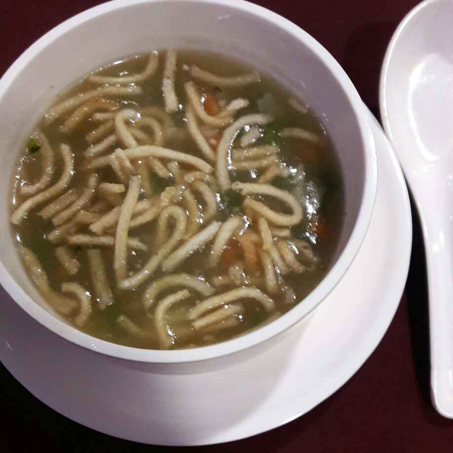 How to make Manchow soup