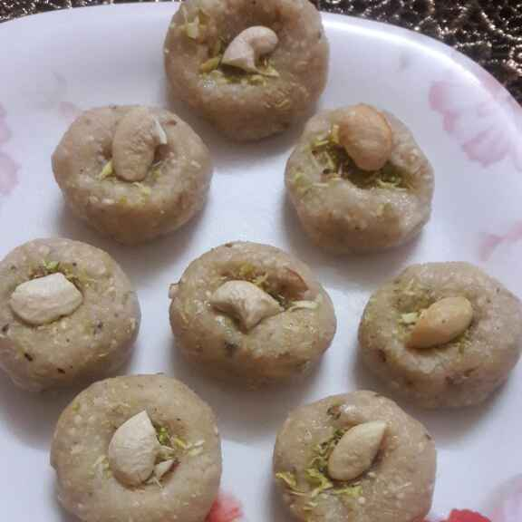 How to make Sesame seeds ladoo