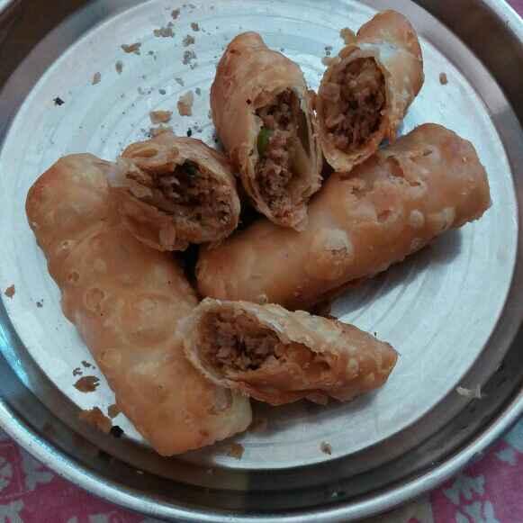Photo of Soya keema rolls by Preeti Jaiswani at BetterButter