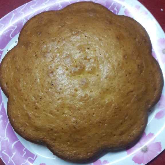 How to make Wheat flour cake