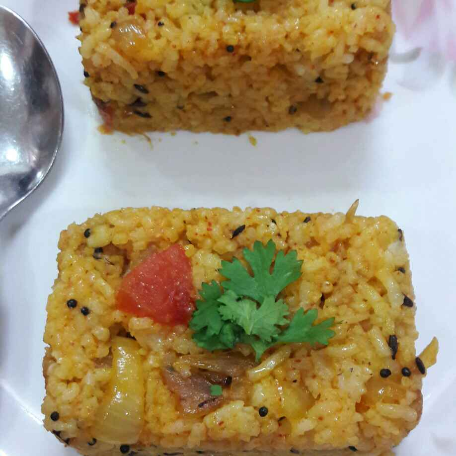 How to make Masala rice