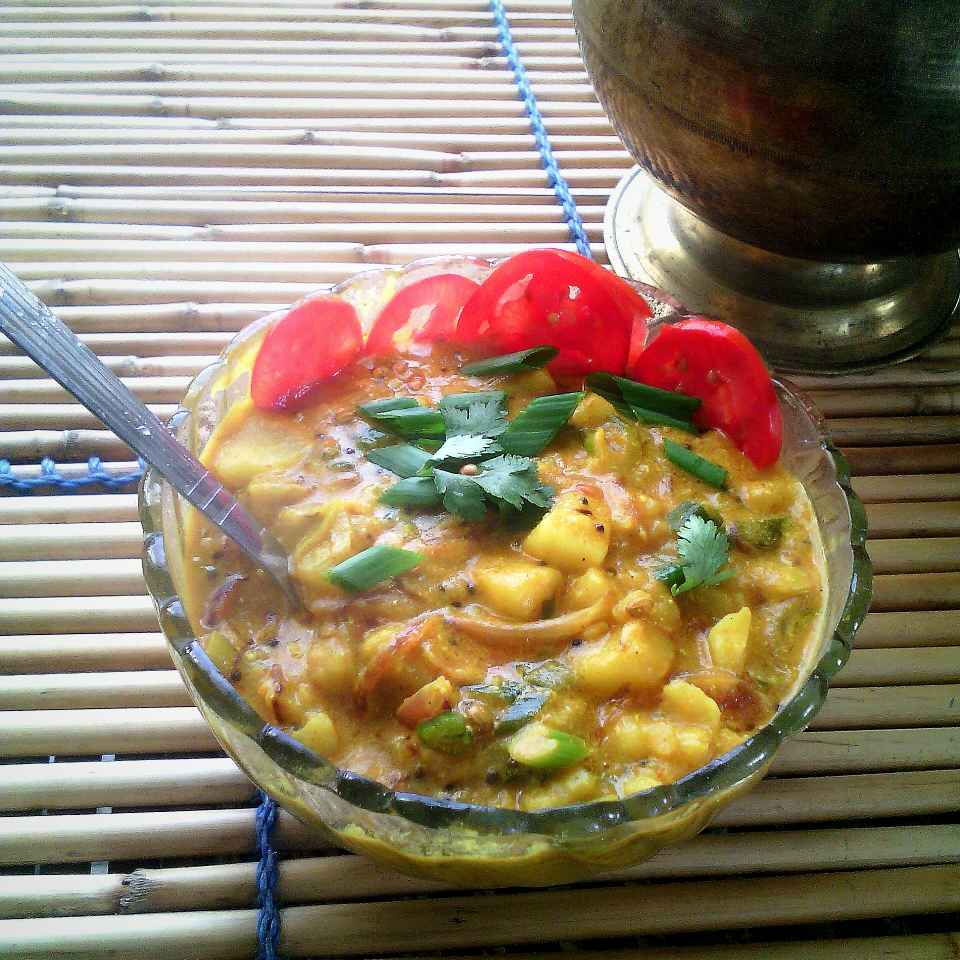 Photo of Dahi wale aaloo by Preeti Kaur at BetterButter