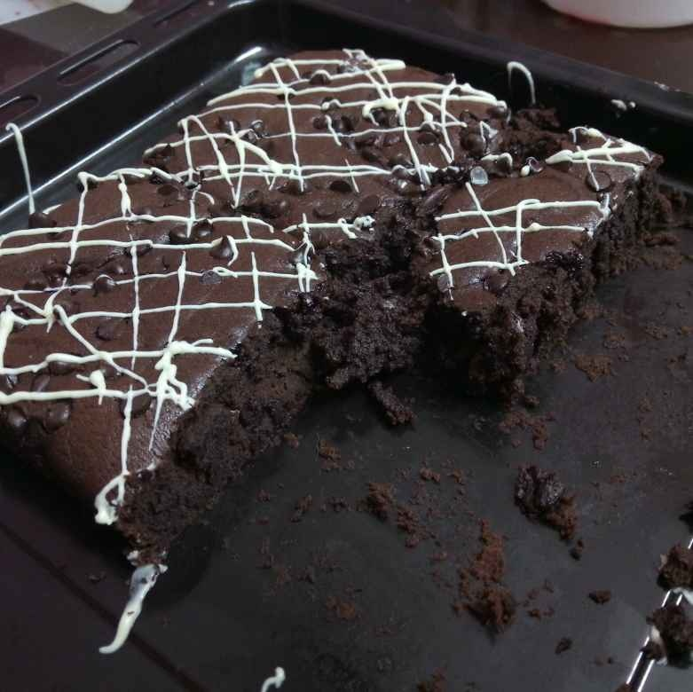 Photo of Double Chocolate Brownie by Preeti Kaushik at BetterButter