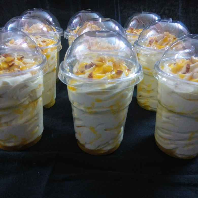 Photo of Mango Mousse by Preeti Kaushik at BetterButter