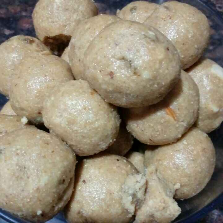 Photo of Dry fruits Ladoo by preeti sharma at BetterButter