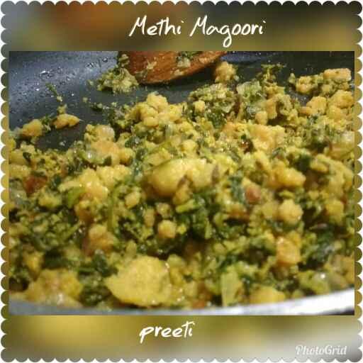 Photo of Methi mangodi by preeti sharma at BetterButter