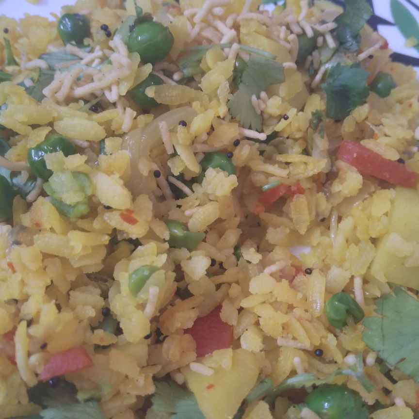 Photo of Paushtik poha by preeti sharma at BetterButter