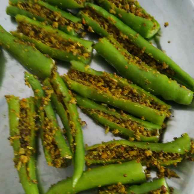 Photo of Green chillies pickle by preeti sharma at BetterButter