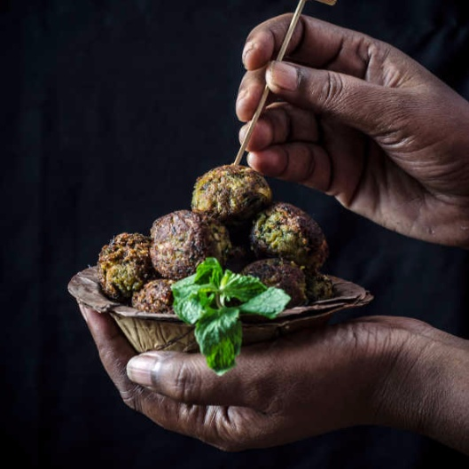 Photo of Nandu Kola Urundai / Crab Meat Balls by Preeti Tamilarasan at BetterButter
