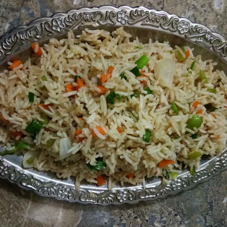 Photo of Fried rice by Preetika Verma at BetterButter