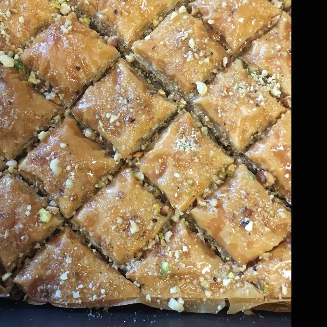 Photo of Buttery Baklava by Prema Vaidyanthan at BetterButter