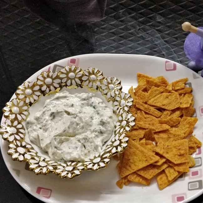 Photo of Chestnut Cottage Cheese Dip by Prerna Mohit Khurana at BetterButter