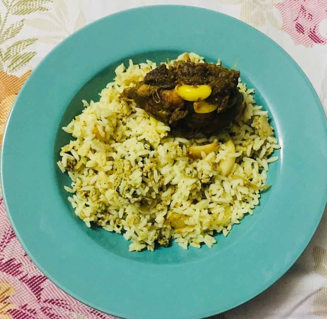 Photo of Egg rice by Priscilla vijay at BetterButter