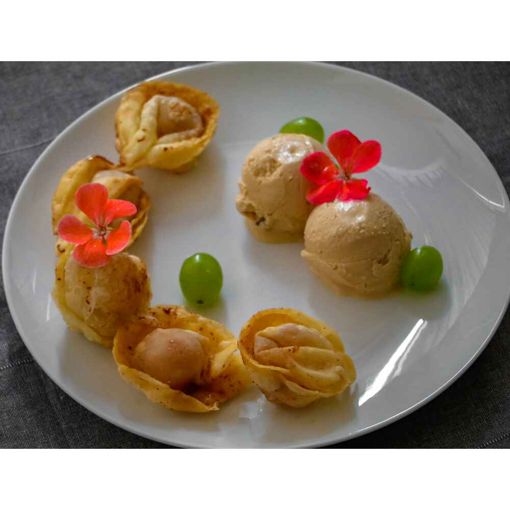Photo of Banana cinnamon wonton by Pritha Chakraborty at BetterButter