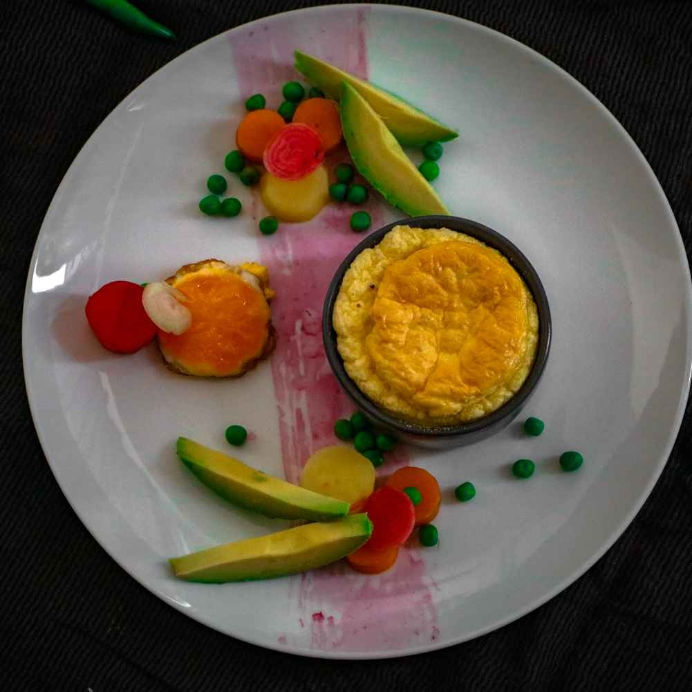 Photo of Cheese Souffle by Pritha Chakraborty at BetterButter