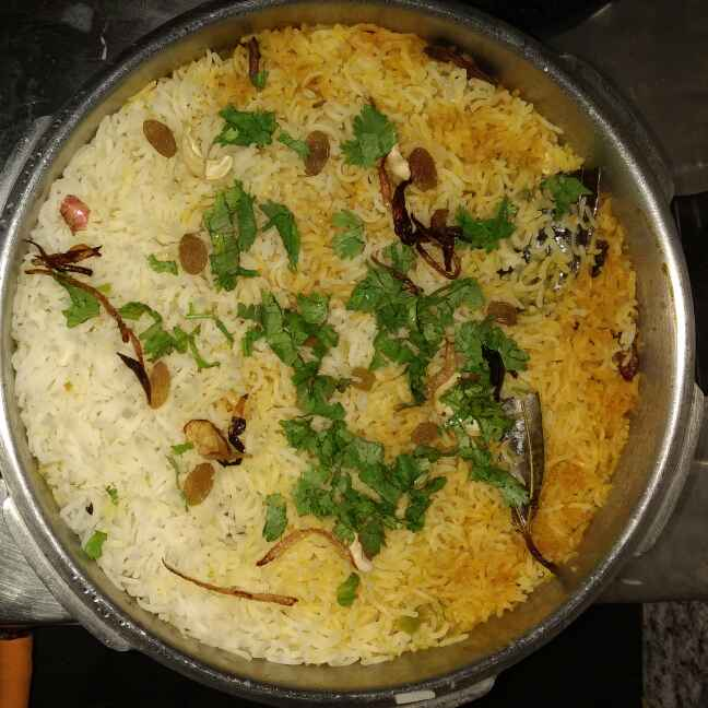 How to make Kozhikode Chicken Dum Biriyani