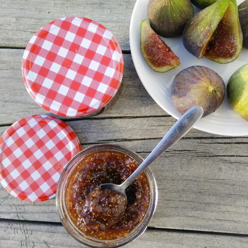 How to make Fig  Jam