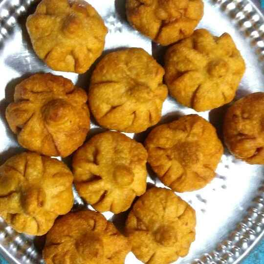 Photo of Fried Modak by Priti Tara at BetterButter
