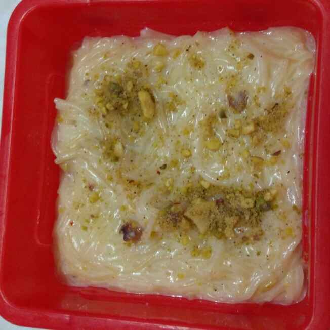 How to make Sevai kheer