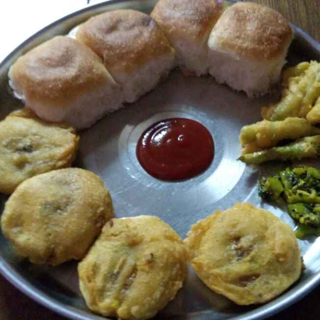 How to make वडा पाव