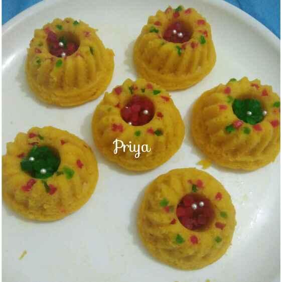 Photo of Mango muffins by Priya Garg at BetterButter